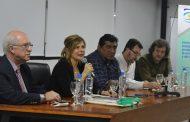 """Presentan la Cátedra libre """"Cooperación y trabajo"""" con la presencia de Florencia Saintout"""