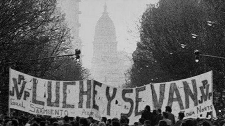 ¿Se acuerdan de Braden o Perón…y de Luche y Vuelve? ¿Por qué no un Luche y se Van?