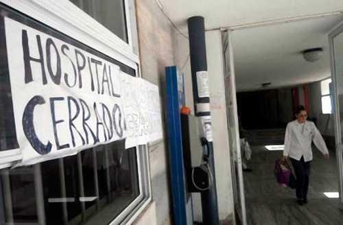 Vidal o la gobernadora para quien la salud de los pobres es gasto, y los deja morir, así sin más