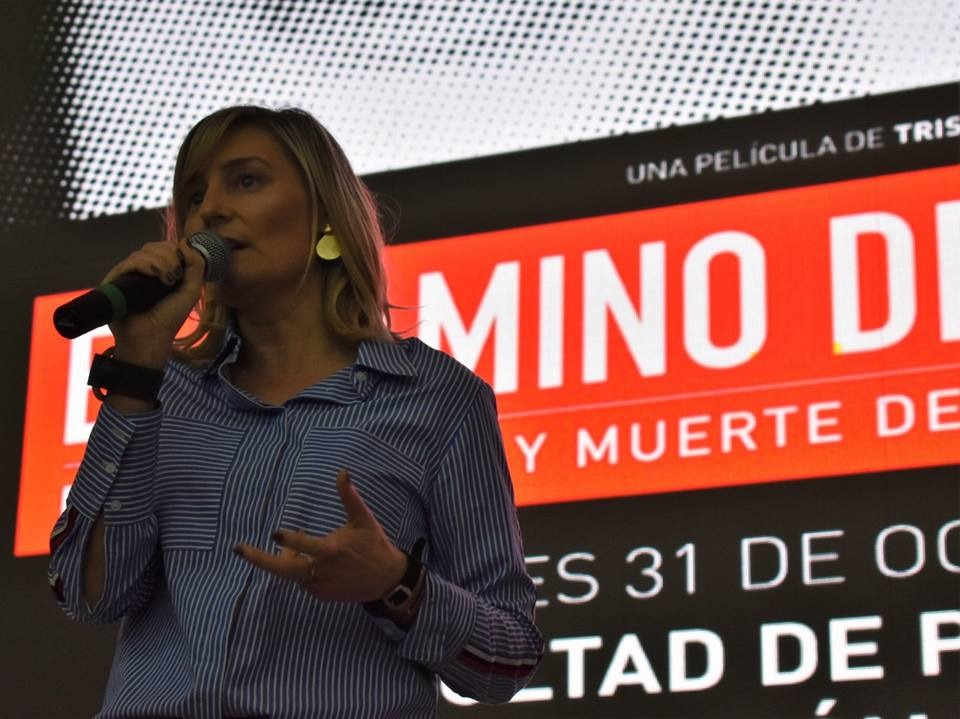 """""""Los periodistas de los medios hegemónicos son grupos de tarea, y la Justicia en maquinaria de venganza"""", dijo Andrea Varela"""