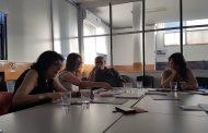 Stella Martini , Sabina Frederic, Paula Litvachky y Víctor Ego Ducrot debatieron sobre Defensa, Seguridad y Comunicación