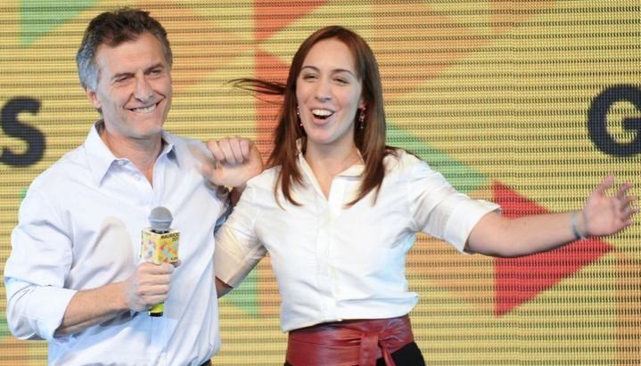 María Eugenia Vidal es desidia, es represión, es despidos, es más deuda; y protegida por los medios