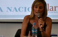 """Andrea Varela: """"Vemos cómo se va maquillando un gobierno que vende los derechos de millones de mujeres y de hombres"""""""