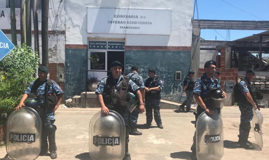 """Lo ocurrido en la comisaría de Esteban Echeverría, fue una """"masacre"""", el único responsable """"es el Estado"""""""