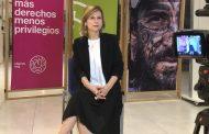 """""""Con concentración no hay libertad de expresión"""", dijo Florencia al cerrar un foro de Clacso sobre medios de comunicación"""