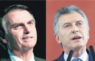 """""""En Argentina Bolsonaro es Macri; es Bullrich; es Dujovne y Pichetto"""""""