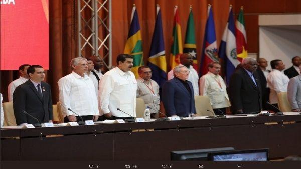 América Latina no baja los brazos: ALBA-TCP, casi una década y media de transformaciones, desafíos y disputa política