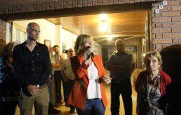 """Vidal ha sido doblemente irresponsable"", dijo la titular del kirchnerismo en Diputados bonaerense, Florencia Saintout"