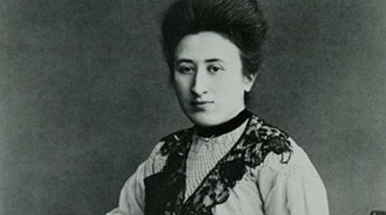 """El 15 de enero cayó asesinada Rosa Luxemburgo: nuestro homenaje con """"Rosa tan maravillosa"""""""