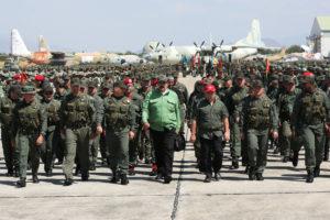 Tras el fracaso, EEUU, el Grupo de Lima y la oposición venezolana van por la solución militar