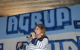 """Florencia Saintout: """"Nuestros barrios recuperarán la alegría si Cristina vuelve a ser Presidenta de la Argentina"""""""