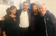 Con Alberto Fernández, Florencia Saintout propone cada vez más unidad para derrotar a Cambiemos