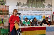 """Florencia Saintout: """"Tenemos una sensación profunda de injusticia que nos lleva a pelar por dignidad"""""""