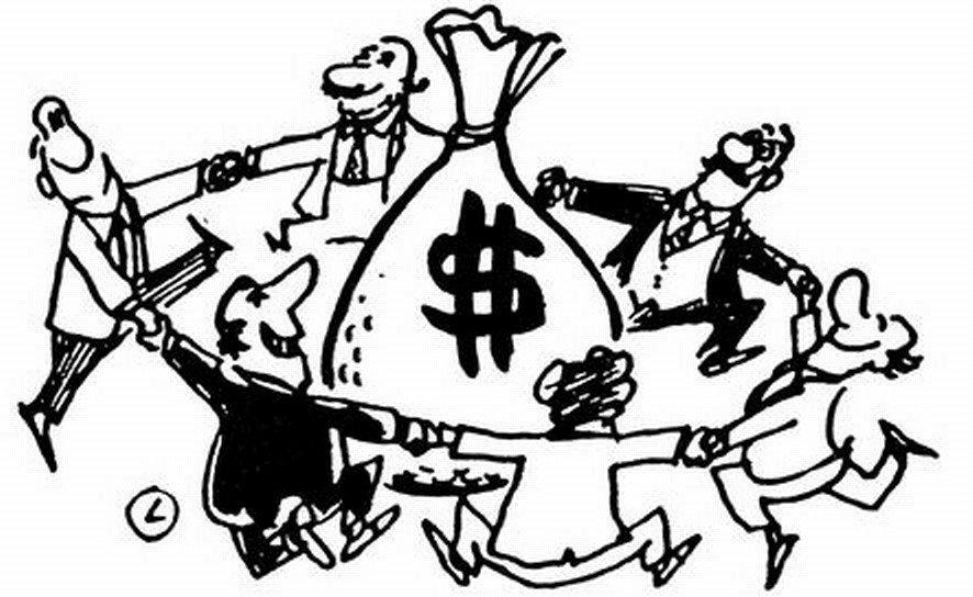 """Muchos medios opositores destacan las quejas empresarias, pero el """"círculo rojo"""", el lumpen empresariado, está con Macri"""