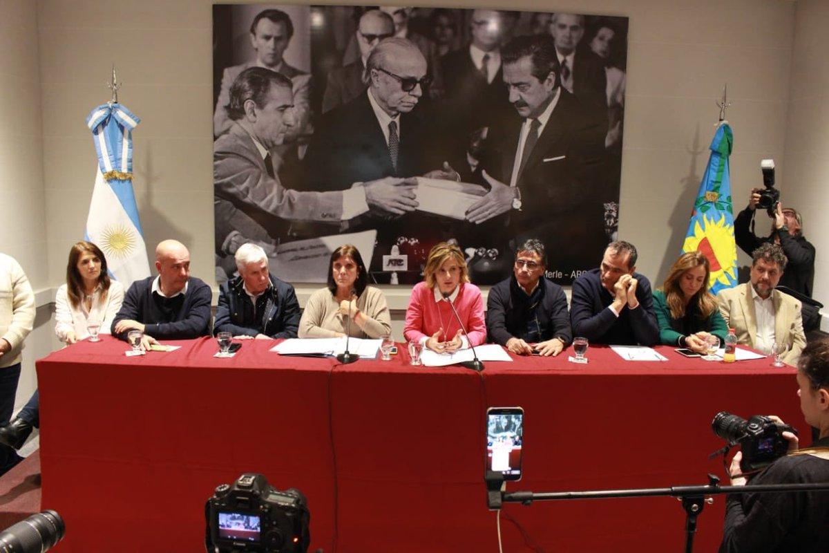 Florencia Saintout por la rescisión del contrato con Edelap y la bonificación a usuarios afectados por los cortes