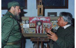Para pasar tu cumple con Guayasamín tendrías que ser Fidel
