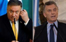 El gobierno de Macri perfecciona el alineamiento facho con EE.UU…Si la oposición gana en octubre, ¿qué hará?