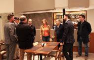 Saintout se reunió con empresarios del Turismo y la Gastronomía para debatir el proyecto de ciudad