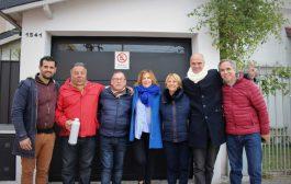 """Saintout: """"Es con todos y con todas como vamos a reconstruir la esperanza para la ciudad de La Plata"""""""