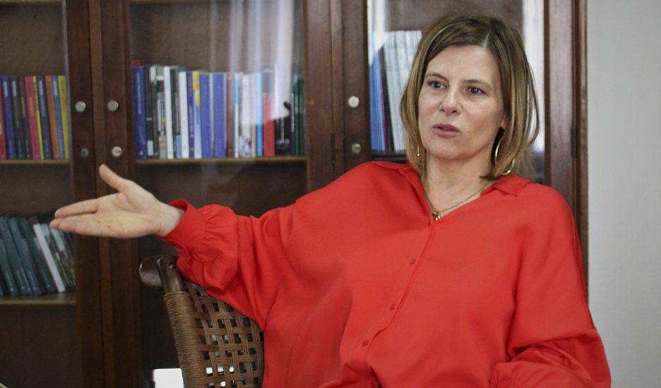 """Florencia Saintout en su larga marcha hacia la intendencia de la capital bonaerense: """"La Plata no es una ciudad gorila"""""""