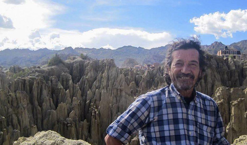 Atención La Plata: se fue Luis Hopman, el almacenero de versos justicieros