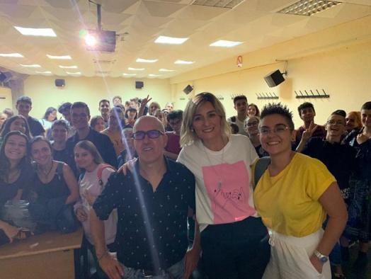 La decana de Periodismo brindó una charla en la Universidad Complutense de Madrid
