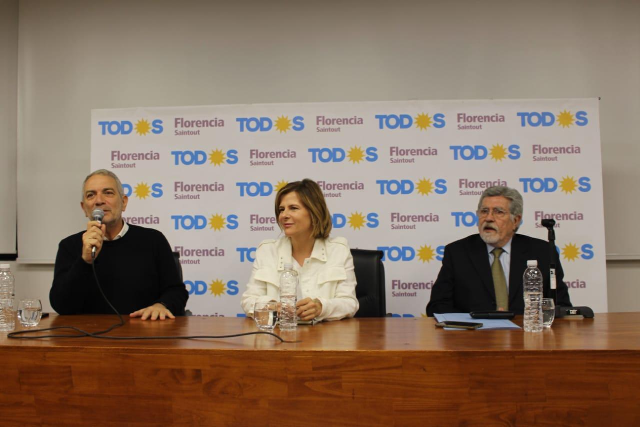 """Florencia Saintout: """"Nuestro único poder es la voluntad popular"""""""