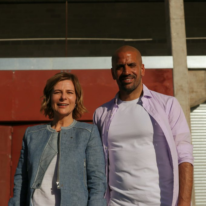 """Con todos, también con los """"pinchas"""", Saintout en su larga marcha hacia la intendencia"""