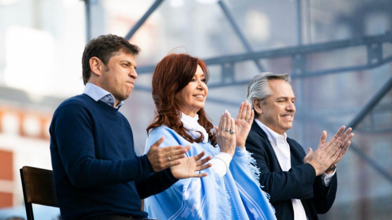 Alberto Fernández logra la presidencia y Axel Kicillof ganó en la provincia de Buenos Aires
