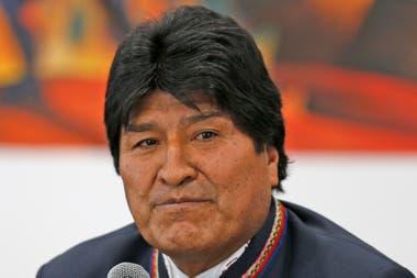 Evo Morales denuncia que está en marcha un golpe de Estado en Bolivia