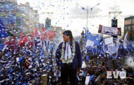 """Bolivia: La """"contra"""" a ritmo de tambores de guerra"""