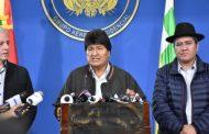 Evo convoca a nuevas elecciones en Bolivia con Tribunal Supremo Electoral renovado
