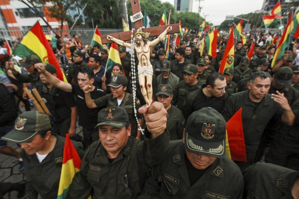 Para entender el cómo y por qué, los entretelones, del golpe de Estado en Bolivia