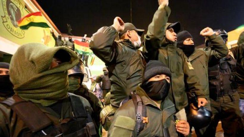 Un análisis de la fase armada en la escalada golpista de la derecha contra Evo Morales
