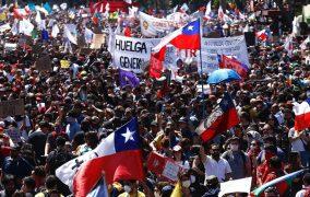 Los comunistas de Chile no firmaron el acuerdo con el gobierno por la reforma constitucional