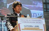 Periodismo de la UNLP repudia al golpe en el Estado plurinacional de Bolivia