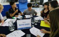 Campaña de alimentación saludable entre Periodismo de la UNLP  y la Escuela San Simón