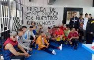 Se profundiza la huelga de hambre en las cárceles bonaerenses