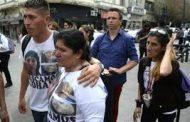 Johana Ramallo: fuerte reclamo de justicia en la inhumación de sus restos