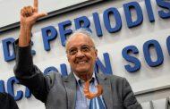 El sociólogo y politólogo brasileño Emir Sader recibió el Premio Rodolfo Walsh