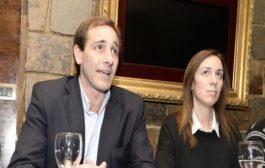Vidal se va y Garro se queda, pero con fuertes protestas por despidos, abandono estatal y falta de paritarias