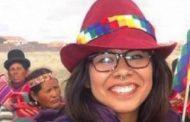 Desde la facultad de Periodismo exigen justicia por Emilia Uscamayta, a cuatro años de su muerte