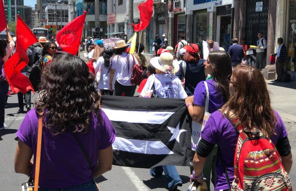 """Puerto Rico tierra de """"feminismo anticolonial"""""""