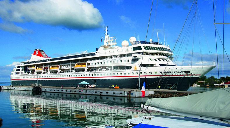 Cuba y su tradición solidaria: el mejor puerto para el MS Braemar, el crucero infectado