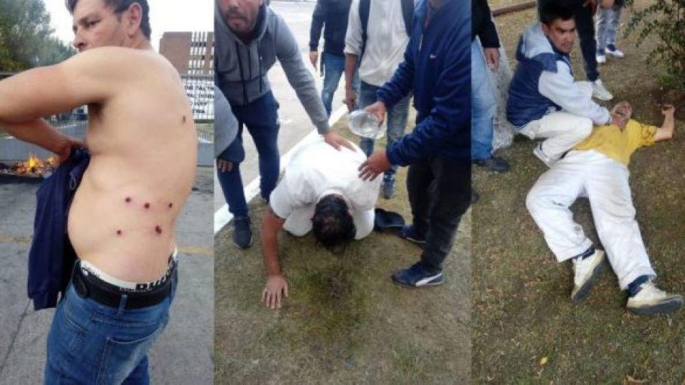 Kicillof apartó a los policiás que, en medio de la cuarentena, reprimieron a trabajadores de un frigorífico en Quilmes