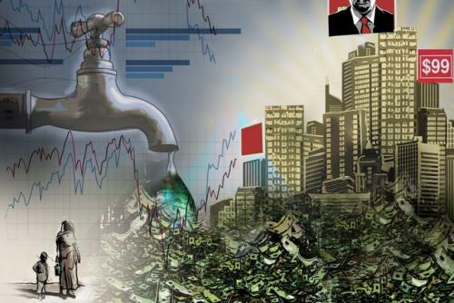 El capitalismo global financiarizado, la otra pandemia