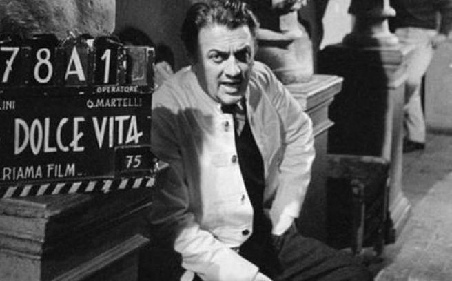 Los 8 (platos), y medio, donde morfó Fellini