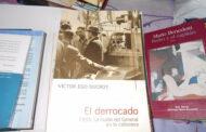 El 16 de junio de 1955 y El Derrocado, una novela histórica que se desarrolla del golpe Estado del '55