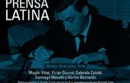 Con la presencia de Santiago Masetti, nieto del fundador de Prensa Latina, en Periodismo UNLP se recuerda el aniversario de su fundación