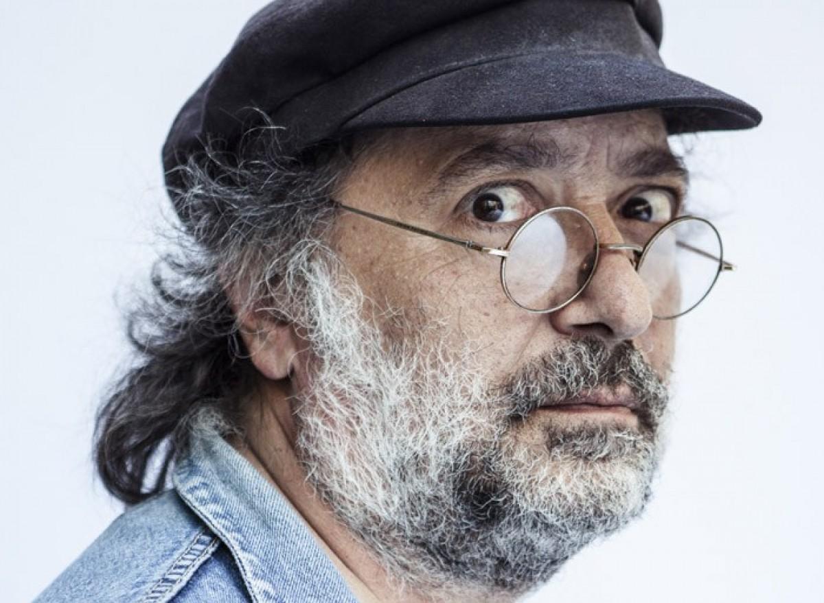 """""""El humor es algo menor, es más necesario el alcohol en gel"""", dice Pedro Saborido"""